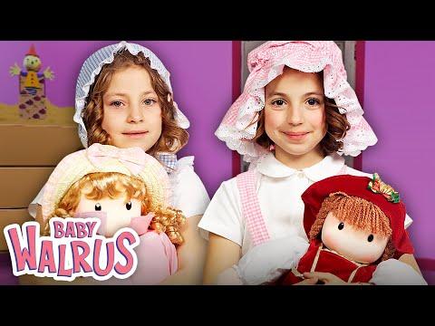 Miss Polly had a Dolly | New Nursery Rhymes by Zouzounia TV