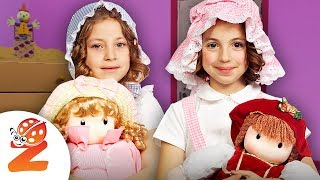 Video Miss Polly had a Dolly | New Nursery Rhymes by Zouzounia TV download MP3, 3GP, MP4, WEBM, AVI, FLV Desember 2017
