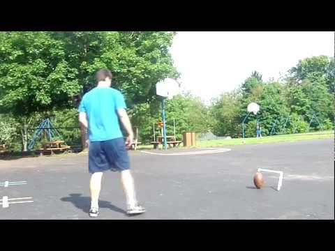 Field-Basketball-Goal Shot