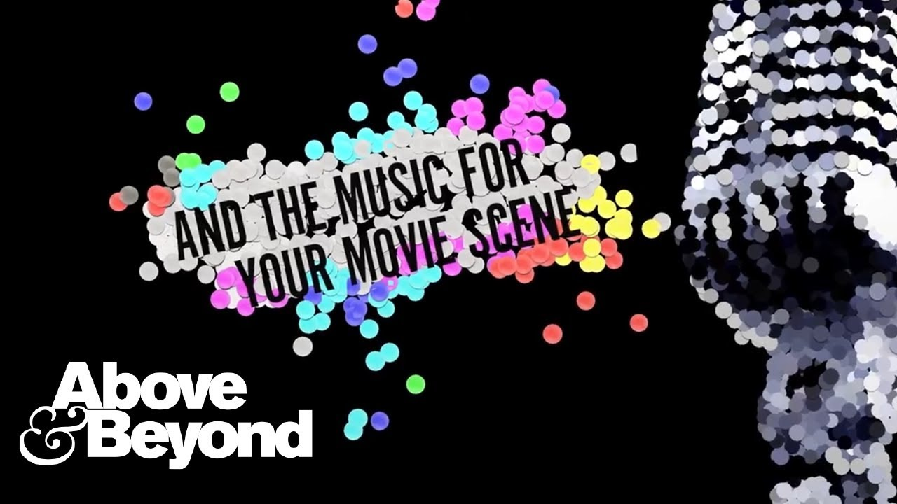 Above & Beyond feat  Richard Bedford - Northern Soul (Lyric Video)