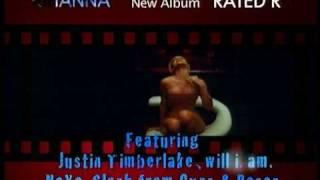 "RIHANNA ""RATED R"" Album Promo"