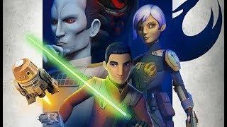 Звездные войны: Повстанцы (5 сезон) - трейлер