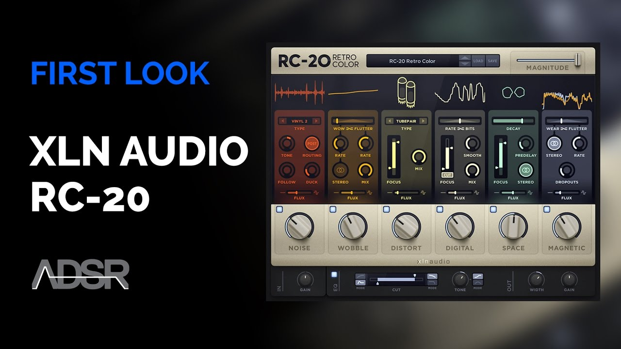 XLN Audio RC-20 First Look