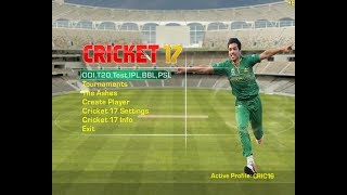 How to download & install Ea Cricket For Pc - Bangla Tutorial