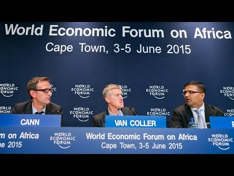 Africa 2015 - Issue Briefing on the role of Technology in Driving Sustainable Growth