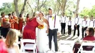 Ribbon in the sky -Wedding Video