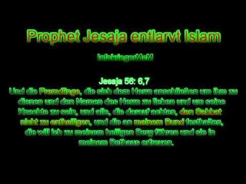 Jesaja Lebenslauf