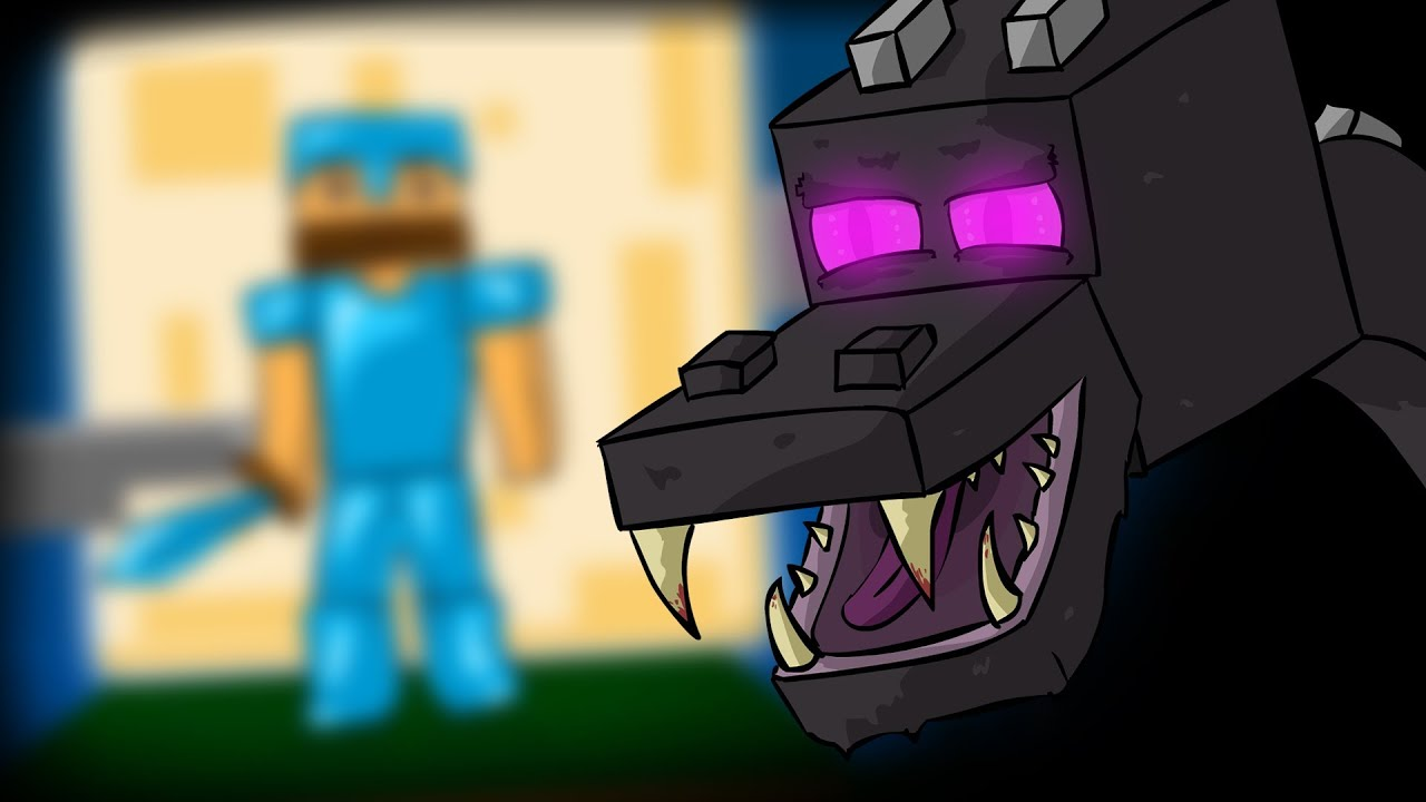 Minecraft Wallpaper Enderdragon Cute Minecraft Mob Stories The Ender Dragon Youtube