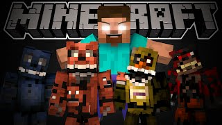 Download If Herobrine Played Five Night's At Freddy's 4 - Minecraft Mp3
