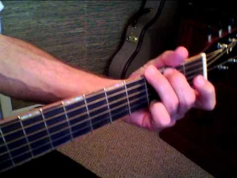 Raining On Sunday- Keith Urban/ guitar lesson