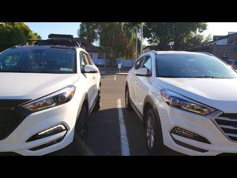 2017 Hyundai Tucson Tema 4x4 Lift Kit 30mm Review Youtube