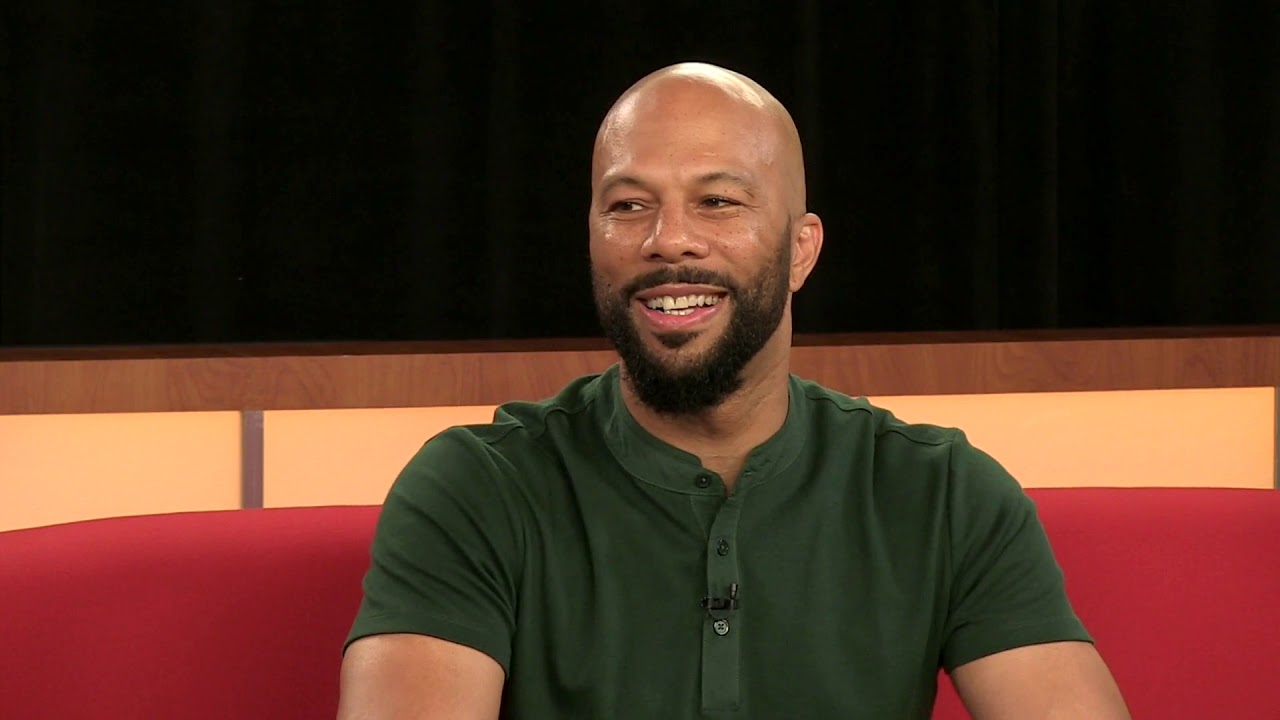 Common loves 'Chewing Gum' and once had a crush on Lisa Bonet