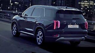 Hyundai Palisade 2019 عندما تبدع هيونداي فخامة وأداء متميز