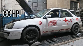 homepage tile video photo for Budget Winter Beater Ep. 7: A Sad Ending... (dyno day)