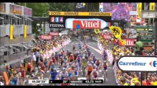 2009 Tour de France Stage 5 - Voeckler