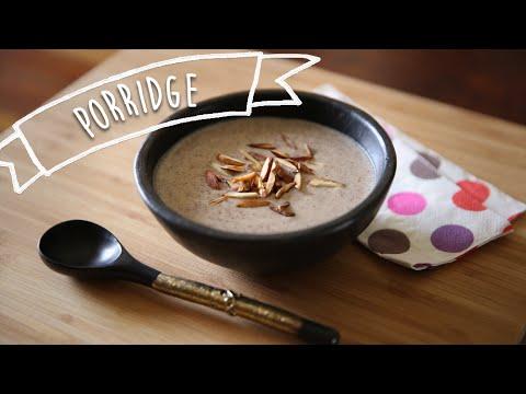 Porridge | Healthy Breakfast | Kiddie's Corner With Anushruti