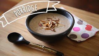 Finger Millet Porridge   Healthy Breakfast / Tiffin Recipe   Kiddie's Corner With Anushruti