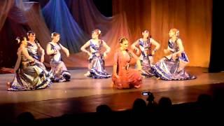 Ek do teen dance by dance group vasanta (russia, tver)choreography by yuliya leonova