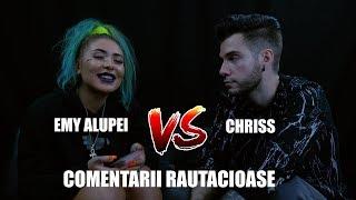 CITIND COMENTARII DE HATE CU EMY ALUPEI #MiSeZiceChriss