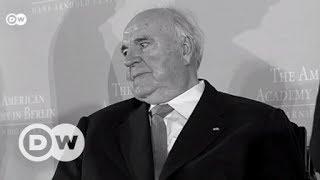 Германия скорбит по экс канцлеру Гельмуту Колю   DW Новости (16 06 2017)
