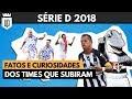 Série D: melhores histórias dos 4 times campeões de 2018 | UD LISTAS