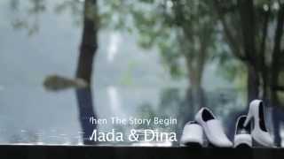 Pre Wedding Video | PreWedding Shoot Video Clip Dina+Mada Yogyakarta