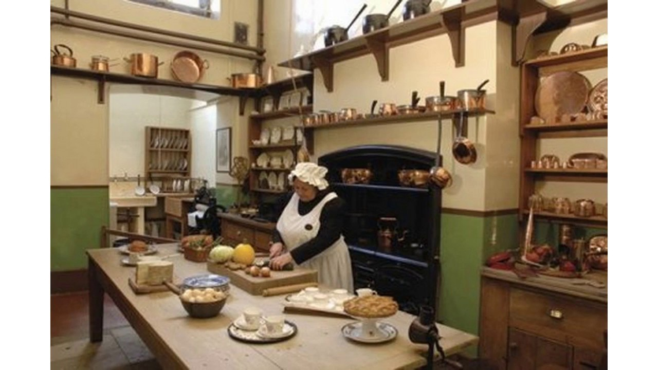 Ideas De Cocina Victoriana Youtube