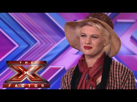 Chloe Jasmine sings Ella Fitzgerald's Black Coffee - Audition Week 1 - The X Factor UK 2014