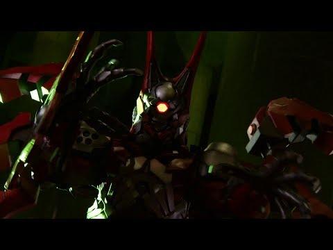 Blaze's Megazord - Gigadrone Legacy - Beast Morphers Season 1