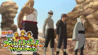Naruto Shippuden Storm Revolution Edo Kage CONFIRMED & Team 7 Combination Jutsu