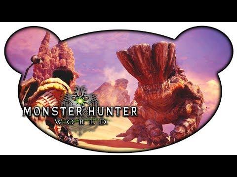 Monster Hunter: World #07 - Der Barroth   mit Mettbaron (Let's Play Monster Hunter World Gameplay)