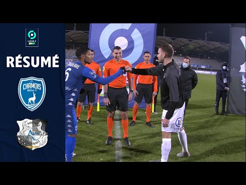 Niort Amiens Goals And Highlights