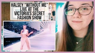 """Halsey """"Without Me"""" VSFS Performance REACTION!"""