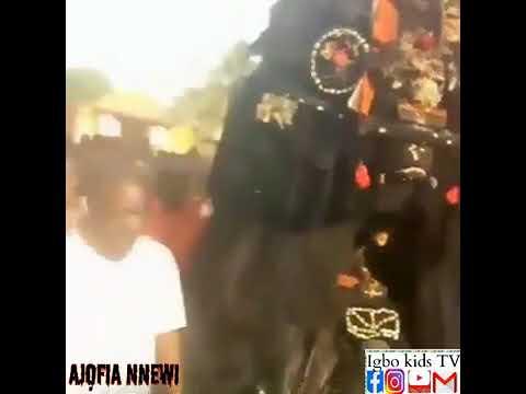 Mmanwu (Amun/Amen) Ohanaeze. UNIAACL-EACL Bantu Nigerians Aristocracy. Olu na Igbo. B.I.A.F.R.A.