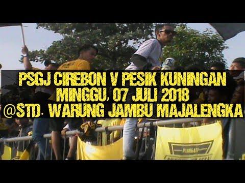 PASOEGATI : PSGJ CIREBON vs PESIK KUNINGAN LIGA 3 JAWA BARAT