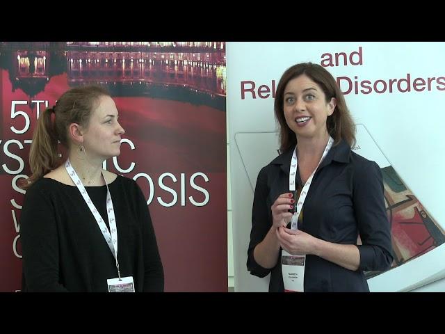 WSC2018 - Interviewed Dr. Elizabeth Volkmann