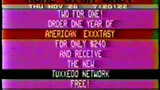 American XXXtasy 1980s