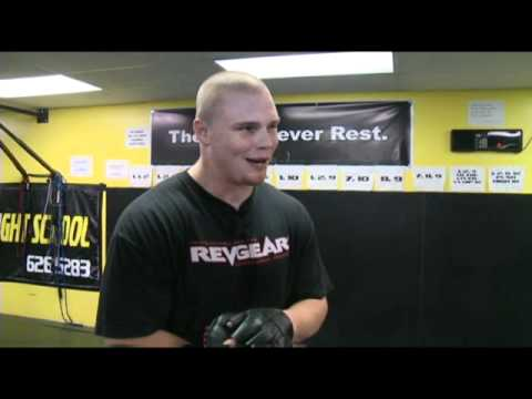 PRO ELITE MMA with Jake Heun and Malika Dudley  Part 1