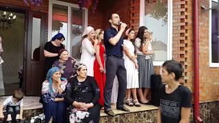 Чеченская свадьба в Чечне Грозный Алханюрт 2018 Чеченская песня Чеченские танцы  ЗАУР АБАКАРОВ