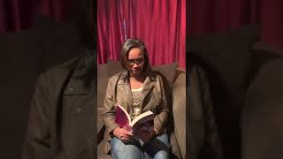 Reading from Be My Valentine