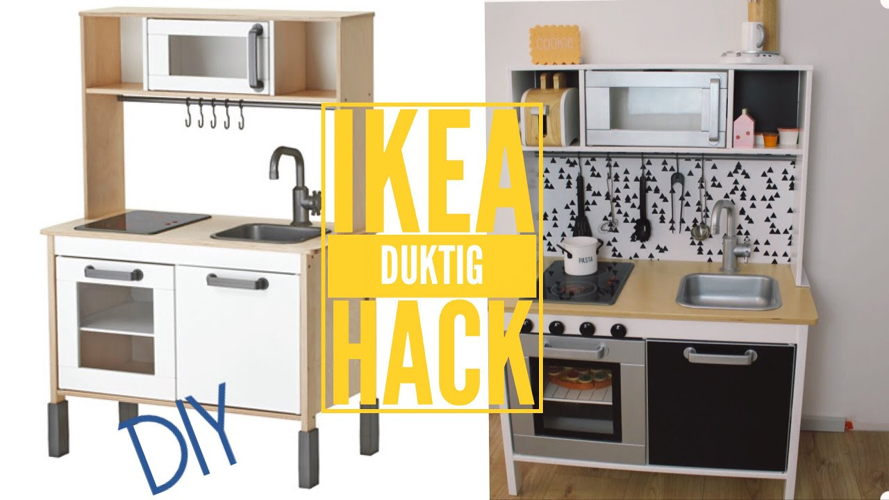 ikea duktig hack kinderk che pimpen diy kinderk chen zubeh r nichtnocheinmamiblog youtube. Black Bedroom Furniture Sets. Home Design Ideas