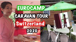 EUROCAMP BELLA-TOLA SUSTEN ZWITSERLAND | CARAVAN TOUR | SUMMER 2020