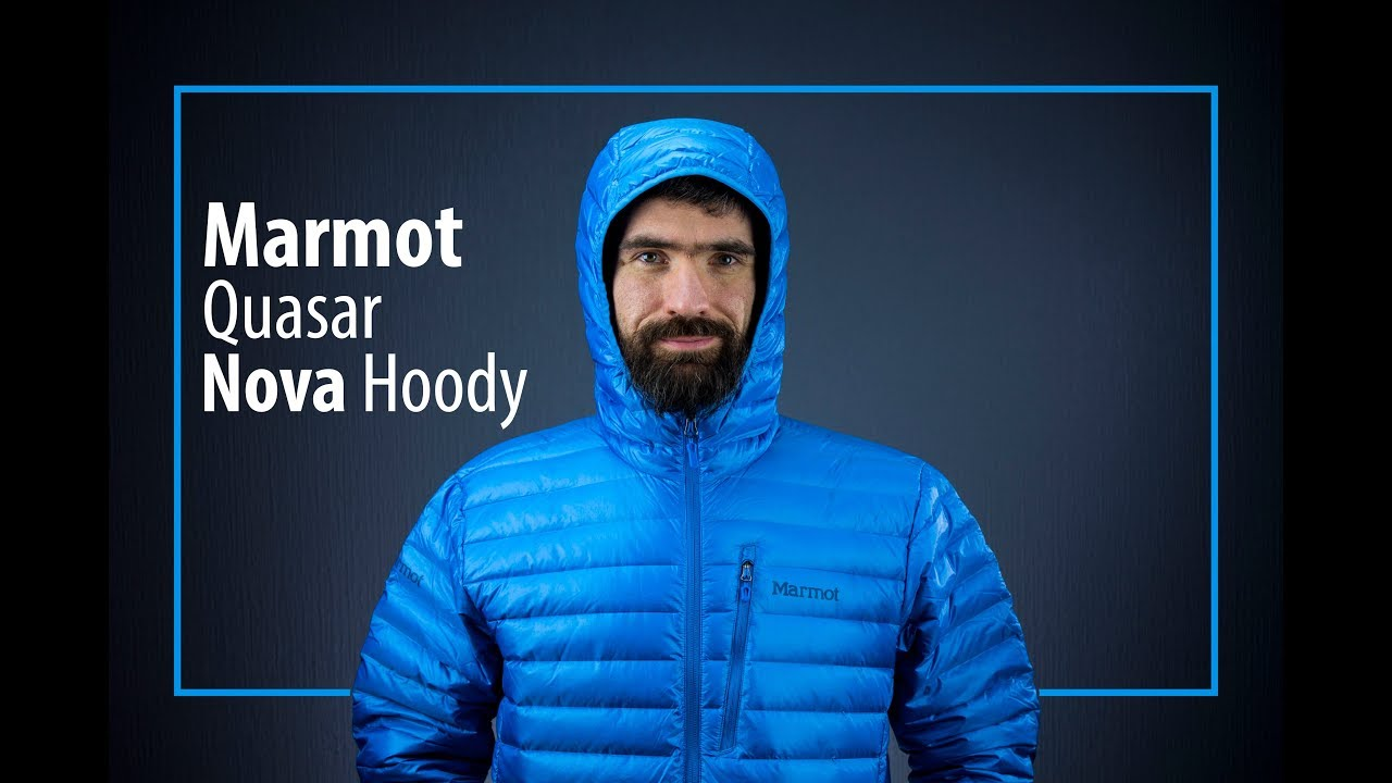 Обзор пуховки Marmot Quasar Nova Hoody - YouTube 0363129efb90
