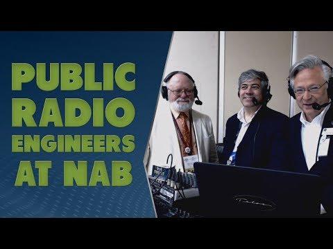 Public Radio Engineers at NAB - TWiRT Ep. 389