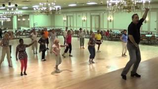 LA GARITA Line Dance (Choreographed by Luca Bertarelli)