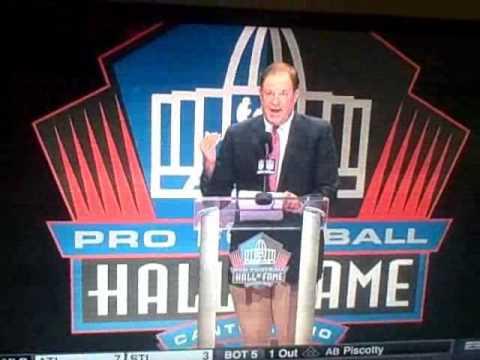 Ken Stabler Hall of Fame