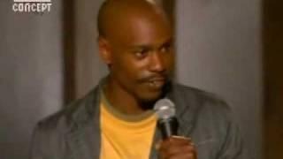Dave Chappelle For What It's Worth part 4/6