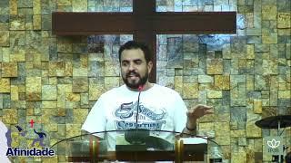 Afinidade no Trabalho: vocação, ética e dinheiro - Rev. André Dantas - Dia 3