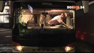 Udo Jürgens - Backstage beim Konzertaufbau (Dossier 24) - Teil 2