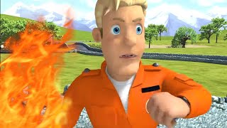 Fireman Sam US New Episodes HD   Fire Rescue - Forest on fire 🔥 New Best rescues 🚒🔥Kids Movies